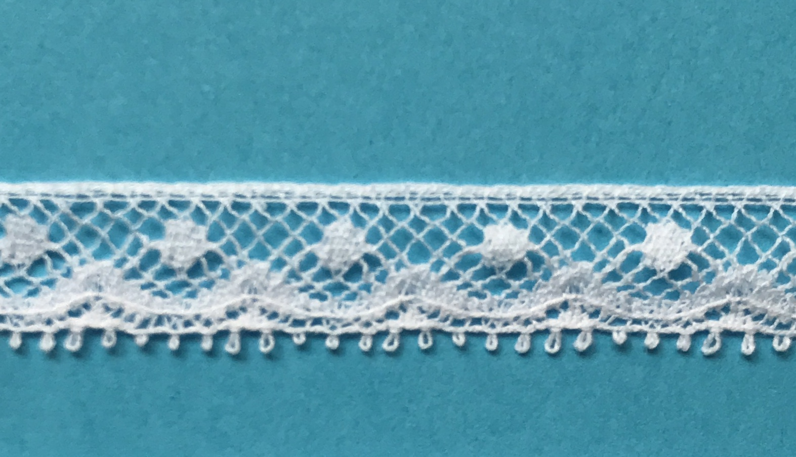 Baby Lace Edging J