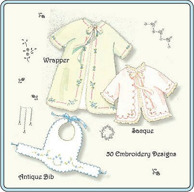 Scaque, Wrapper and Embroidery Designs