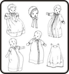 Baby Layette Pattern