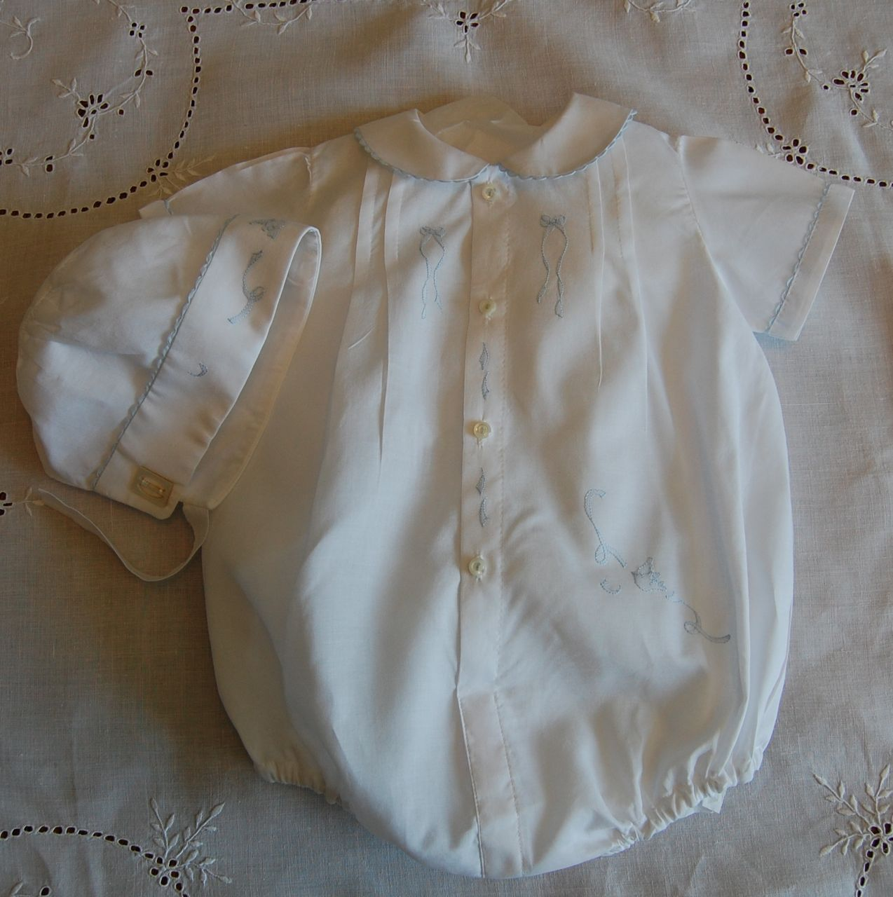 Sweet & Simple Bubble & Bonnet/Shell Trim