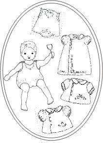 Baby's Summer Clothes Kits  &  Sample Garments