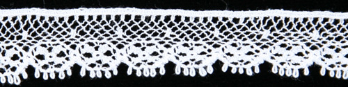 Baby Lace Edging A