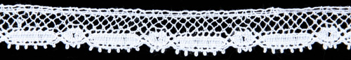 Baby Lace Edging K