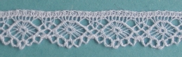 Baby Lace Edging F