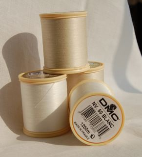 DMC #50  Cotton Sewing Thread - Large