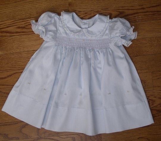 bbc45761d381 Emma s Smocked Baby Dress Classic Kit