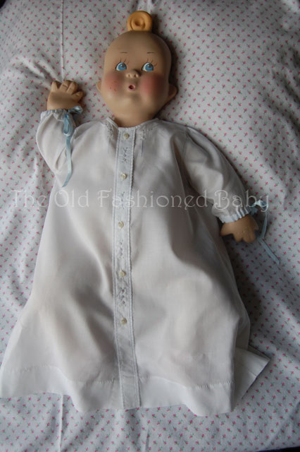 Kit for Baby's First Daygown View 1