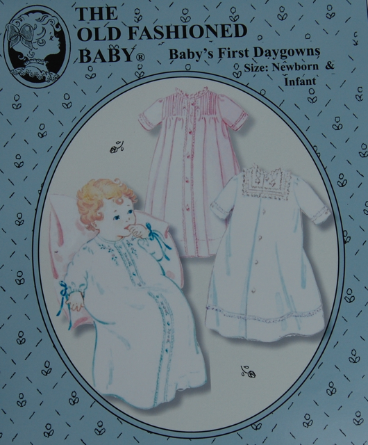 Baby's First Daygowns