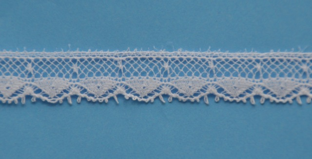 Baby Lace Edging H