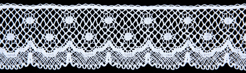 Lace Scalloped Edging D - Set