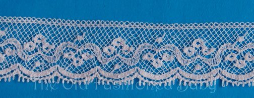 Ed- Victoria Maline Lace Edging 5/8""