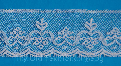 Ee- Victoria Maline Lace Edging 1 ""