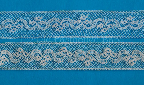 E.a-  Victoria  Maline Lace Insertion 1/2""