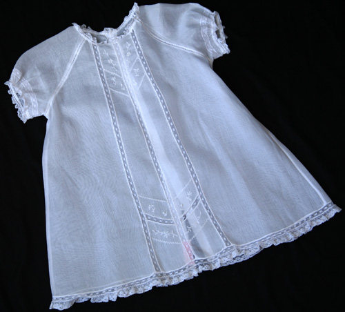 Baby Rose Raglan Dress View 1