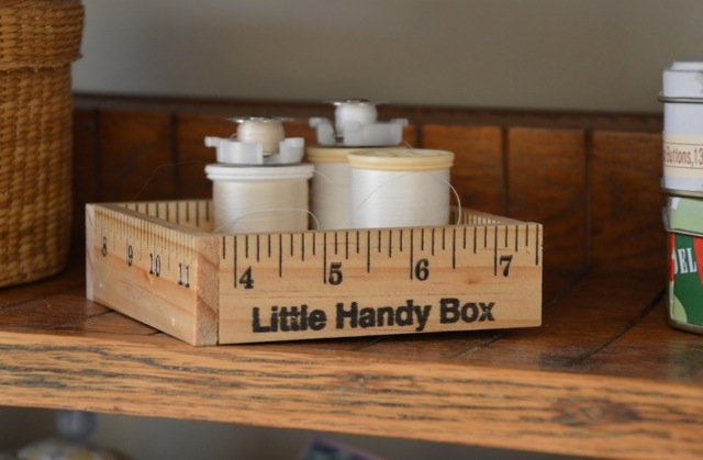 Ruler Box - Little Handy Box