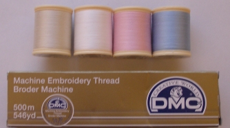 DMC #50  Cotton Sewing Thread