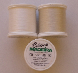 Madeia Cotona #80  Cotton Sewing Thread - Ecru